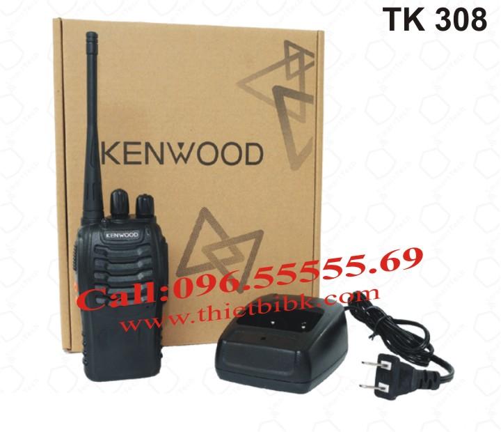 Bộ đàm Kenwood TK 308 dùng cho khu du lịch