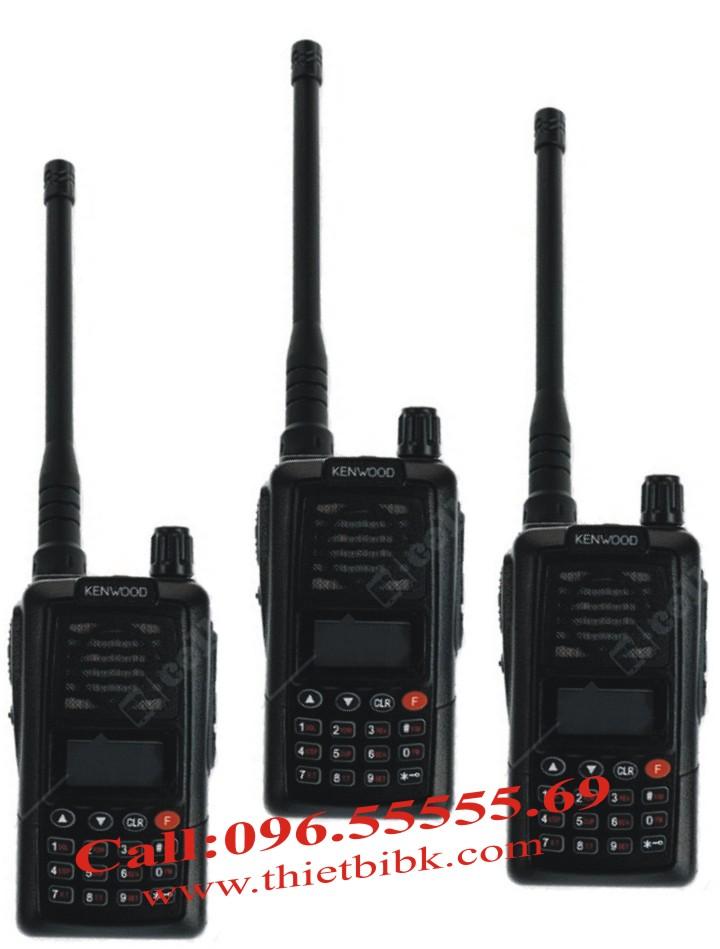 Bộ đàm Kenwood TK-718 VHF dùng cho tổ chức sự kiện