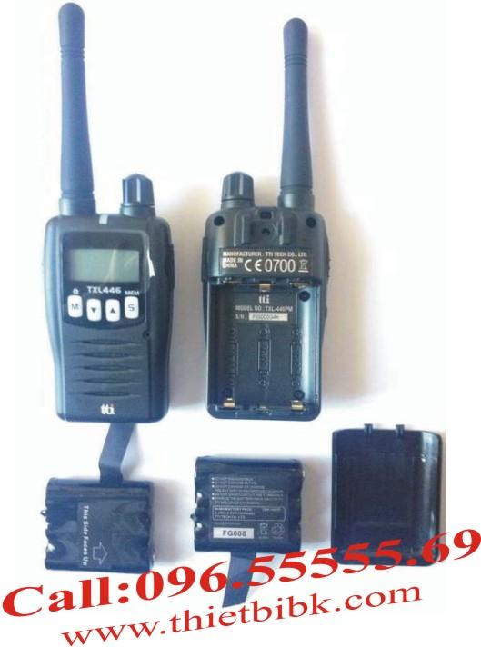 Bộ đàm TTI TXL-446PM