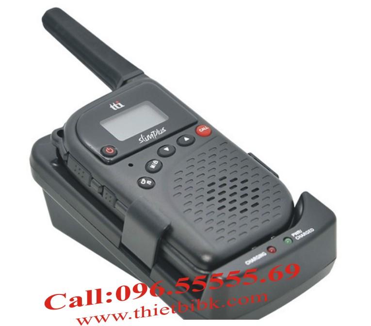 Bộ đàm siêu mỏng TTI PMR-506TX 4
