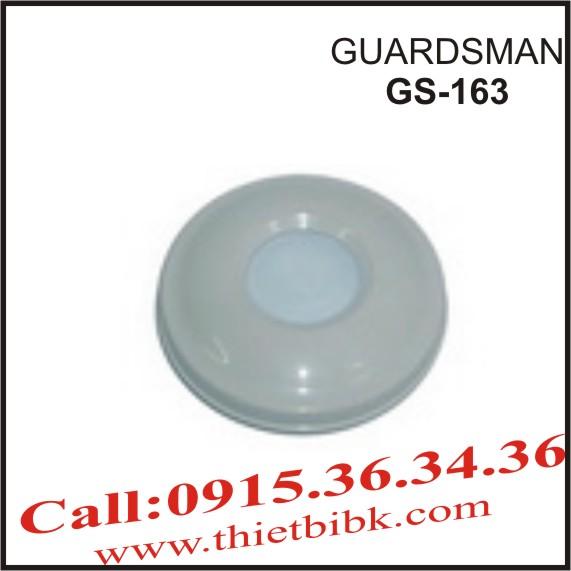 Đầu dò chuyển động lắp trần không dây GUARDSMAN GS-163