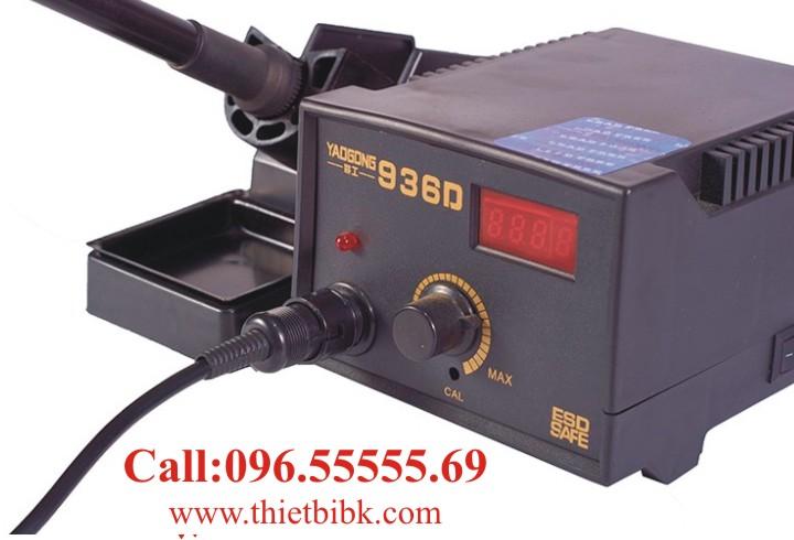 Máy hàn thiếc Yaogong 936D dùng cho thợ sửa chữa điện tử