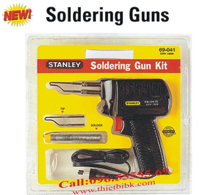 Mỏ hàn xung Soldering Gun Stanley 69-041 220v 100w dùng cho thợ sửa chữa điện tử