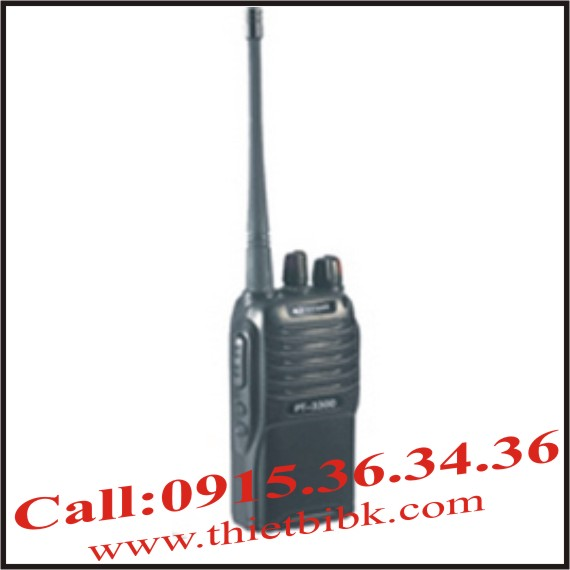Bộ đàm cầm tay Kirisun PT-3300