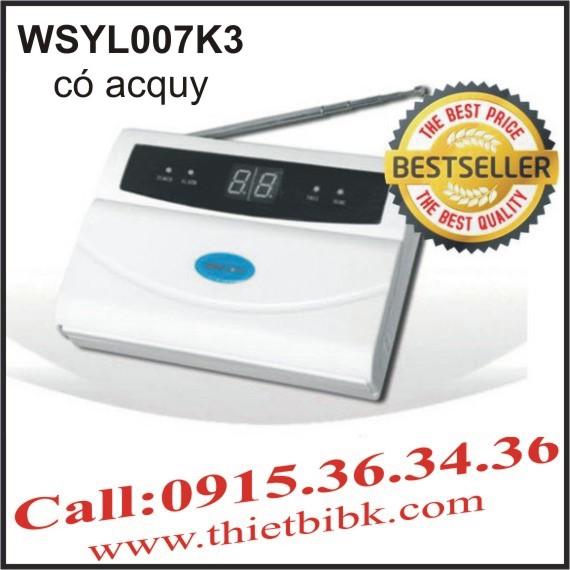 Thiết bị báo động chống trộm  WSYL007K3