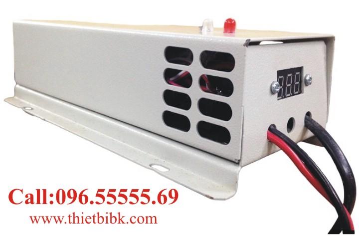 Bộ Sạc ắc quy tự động HITECH POWER V 12V-100Ah dùng sạc ắc quy ô tô, xe máy