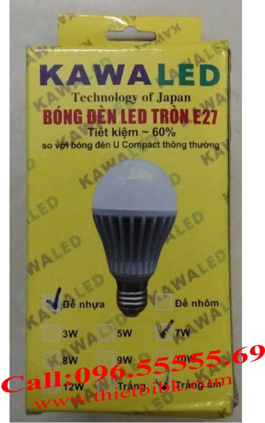 Bóng đèn LED tròn