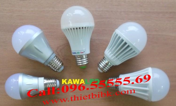 Bóng đèn Led tròn Kawa