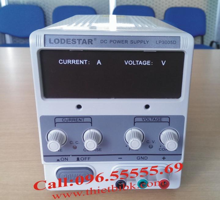 Máy cấp nguồn đa năng Lodestar LP3005D dùng cho thợ sửa chữa