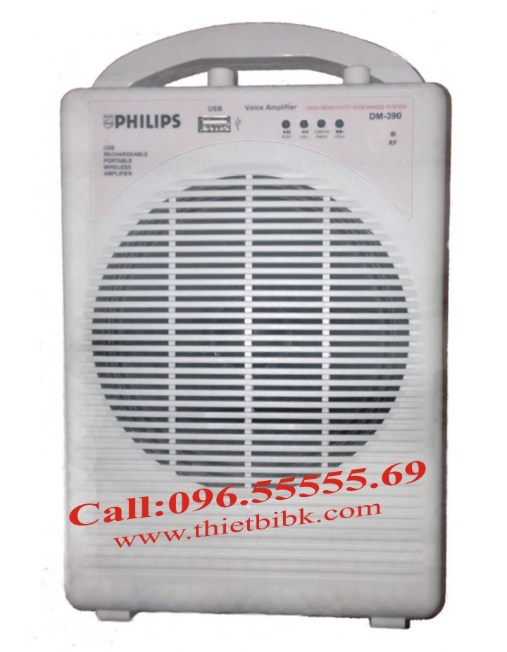 May tro giang PHILIPS DM-390