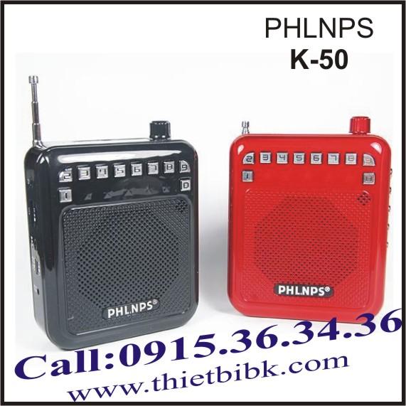 Máy trợ giảng PHLNPS K-50 có USB
