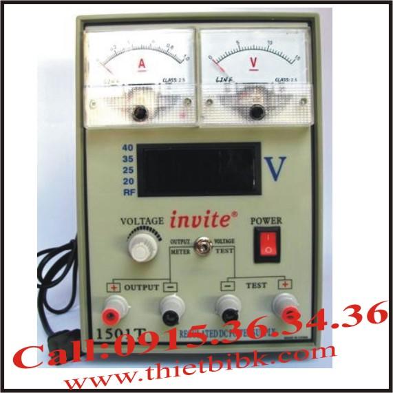 Đồng hồ đo dòng và báo sóng INVITE-1501T