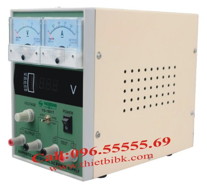 Đồng hồ đo dòng và báo sóng Yaogong Yg-1501T dùng cho thợ sửa điện thoại di động