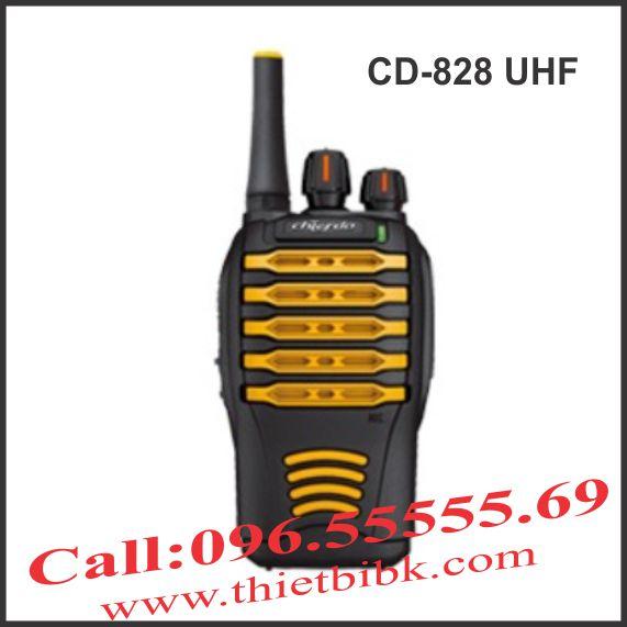 Bộ đàm cầm tay chống nước Chierda CD-828