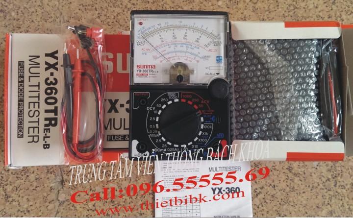 Đồng hồ vạn năng Sunma YX360TR