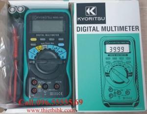 Dong-ho-van-nang-Đồng hồ vạn năng hiển thị số KYORITSU 1009 600V 10A dùng cho sửa chữa điện tửhien-thi-so-KYORITSU-1009-600V-10A-dung-cho-sua-chua-dien-tu - 1