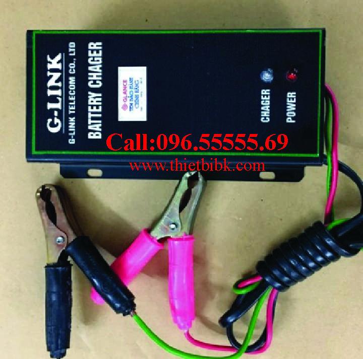 Máy Sạc ắc quy tự động G-LINK POWER 12V-100Ah dùng cho ô tô