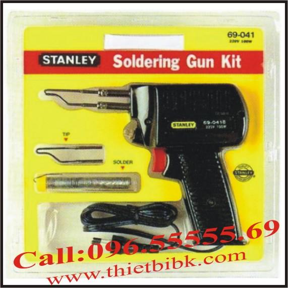 Mỏ hàn xung Soldering Gun Stanley 69-041 220v 100w