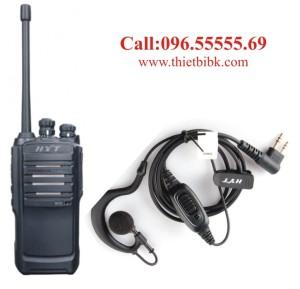 Tai nghe bộ đàm HYT TC 446S dùng cho hàng không