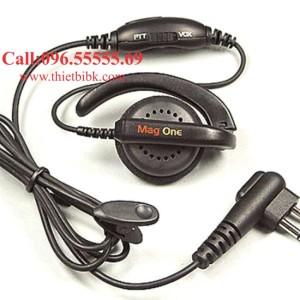 Tai nghe bộ đàm Motorola GP2000s PMLN4443 dùng cho khu du lịch
