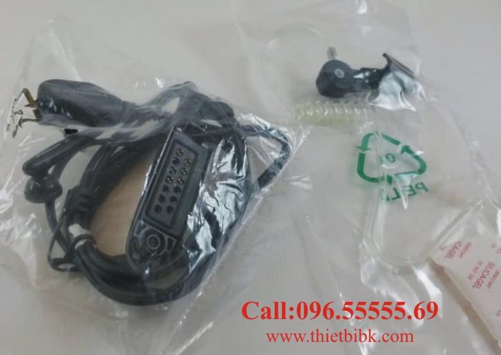 Tai nghe bộ đàm Motorola GP328 PMLN4607A dùng cho an ninh