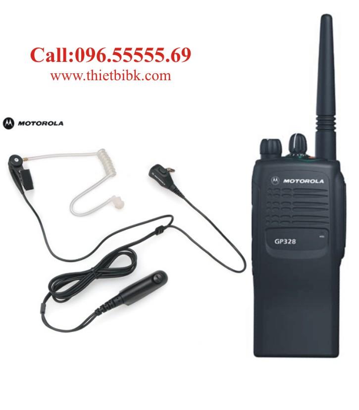 Tai nghe bộ đàm Motorola GP328 PMLN4607A dùng cho quân đội