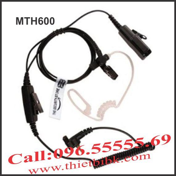 TAI NGHE BỘ ĐÀM MOTOROLA TETRA MTH600