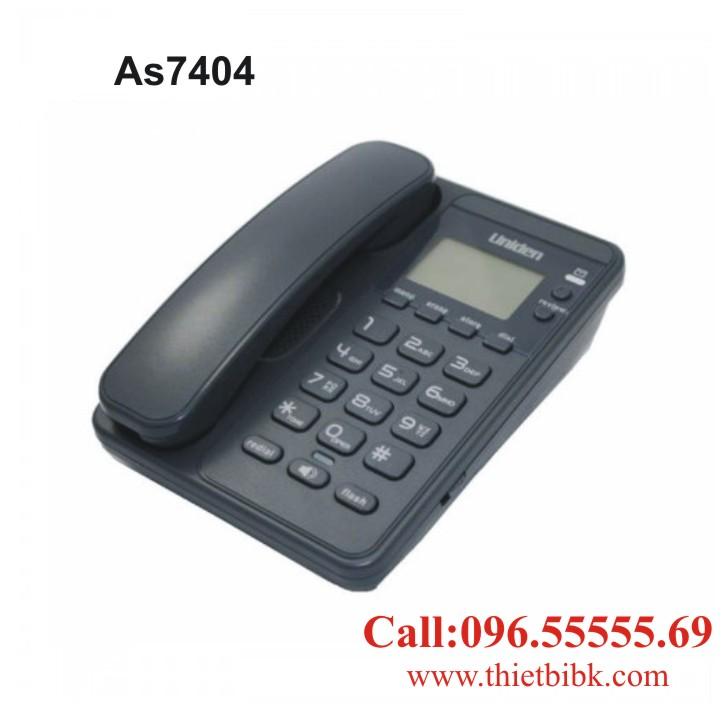 Điện thoại để bàn Uniden AS7404 dùng cho van phòng
