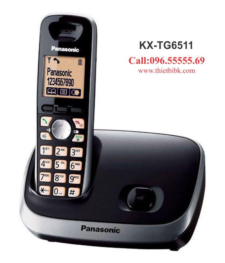 ĐIỆN THOẠI KÉO DÀI PANASONIC KX-TG6511