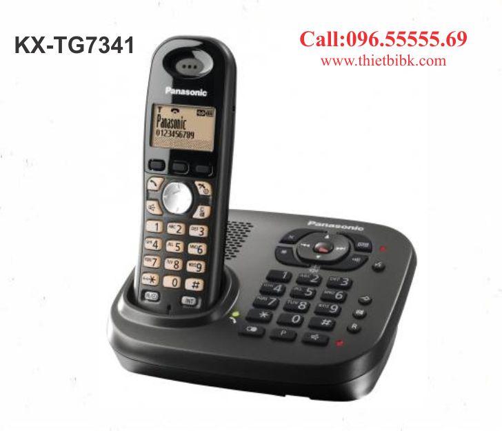 Điện thoại kéo dài Panasonic KX-TG7341 dùng cho cửa hàng