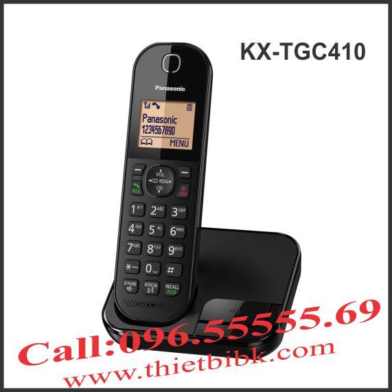 Điện thoại kéo dài Panasonic KX-TGC410