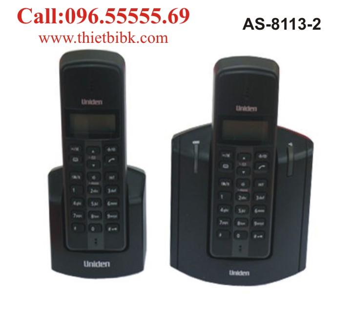 Điện thoại không dây UNIDEN AS-8113-2 dùng cho cửa hàng