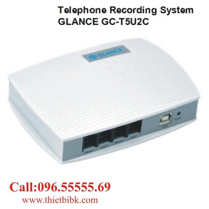 May-ghi-am-dien-thoai-2-line-GLANCE-GCT5U2C-USB-dung-cho-nha-hang 1