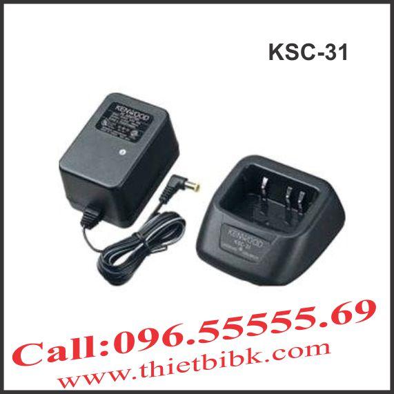 SẠC PIN BỘ ĐÀM KENWOOD KSC-31