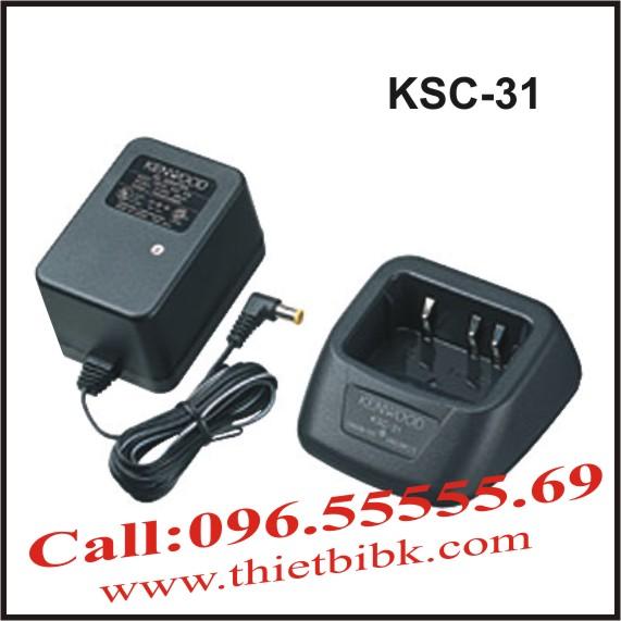 Sạc pin bộ đàm Kenwood TK-3207