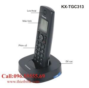 dien-thoai-keo-dai-Panasonic-KX-TGC313-dung-cho-cua-hang-4