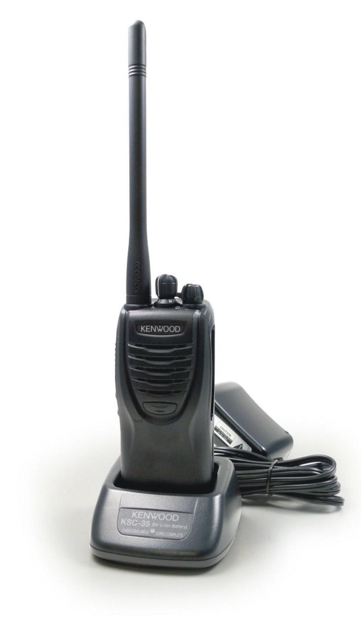 Bộ đàm KENWOOD TK-2302 dùng cho điều khiển giao thông