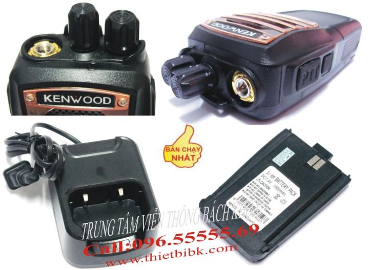 Bộ đàm KENWOOD TK-3360 dùng cho bảo vệ