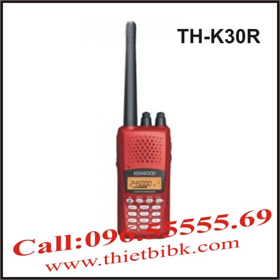 Bộ đàm cầm tay Kenwood TH-K30R