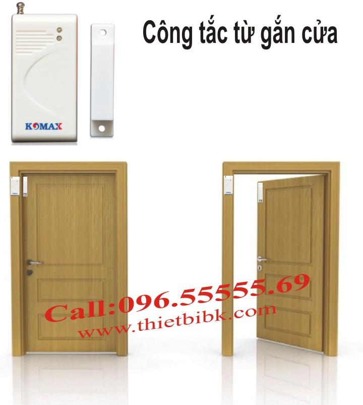 Công tắc từ gắn cửa chống trộm