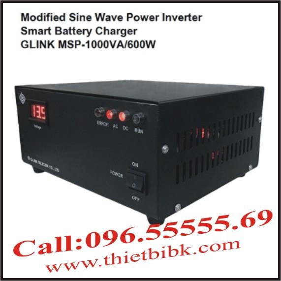Bộkích điện và sạc ắc quy tự độngG-LINK MSP-1000VA