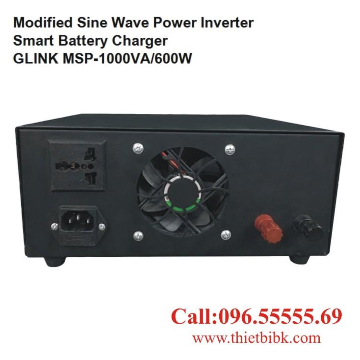 Bộ kích điện và sạc ắc quy tự động G-LINK MSP-1000VA dùng cho Bể cá cảnh